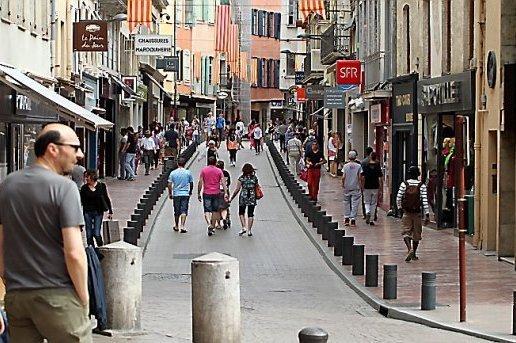 Mort des commerces en centre-ville de Perpignan : le syndrome de la rousquille !