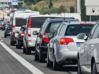 Course-poursuite à l'heure de pointe à Perpignan: le chauffard piégé dans les bouchons