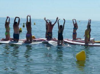 Fans de paddle et de yoga ce sport est fait pour vous