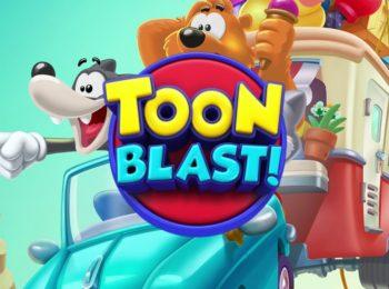 Toon Blast, un jeu récréatif